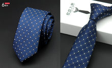 Load image into Gallery viewer, Mens Designer Slim British Style Neck Ties