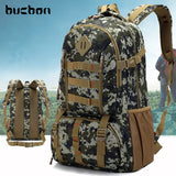 Large Waterproof Military Tactical Hiking And Camping Rucksack