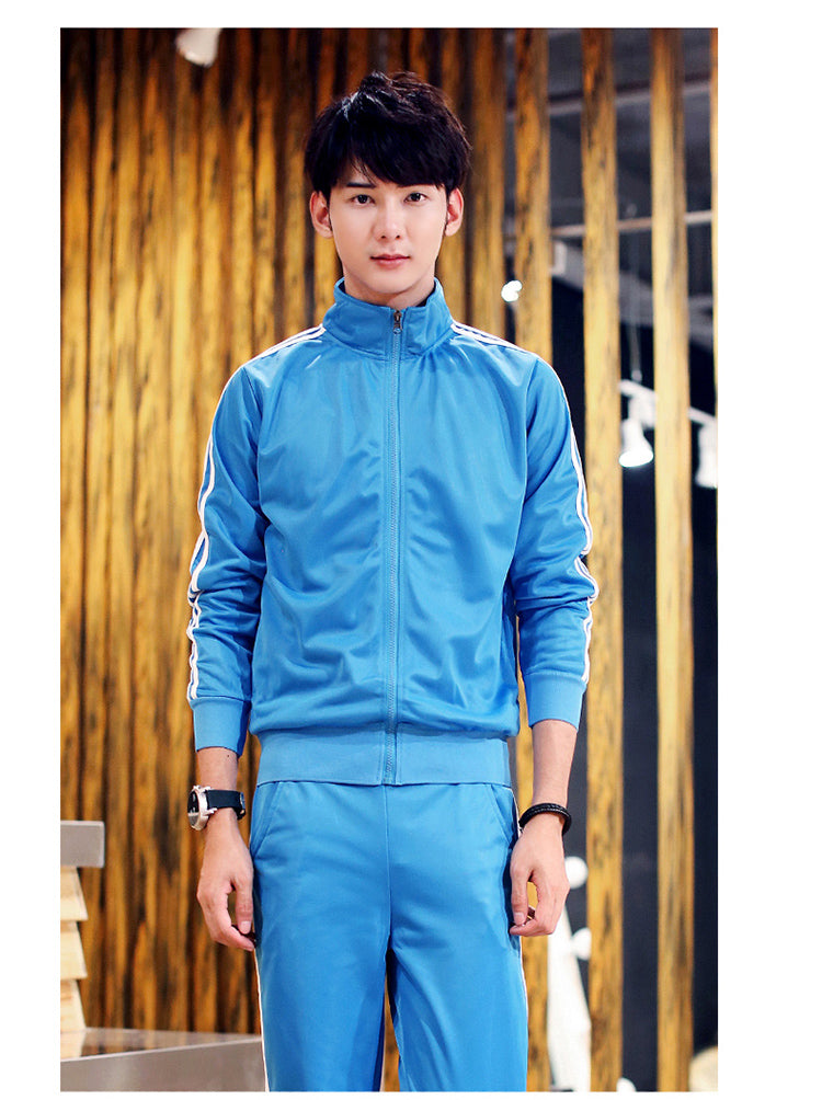 Bumpybeast Mens Zipper Tracksuit