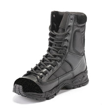 Load image into Gallery viewer, Mens Tactical Ankle Strap Military Combat Boots