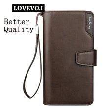 Load image into Gallery viewer, Card holder Leather Wallet
