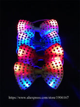 Load image into Gallery viewer, Colorful Glowing LED Party Tie