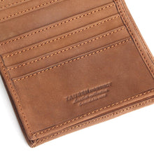Load image into Gallery viewer, Crazy Horse Handmade Genuine Leather Cowhide Wallet- Multi-functional
