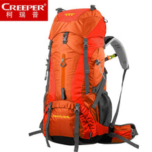 Load image into Gallery viewer, 60L Pro Waterproof Climbing, Camping, & Hiking Backpack