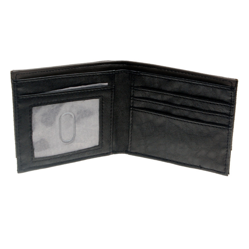 73b847e48 DC BATMAN Dawn of Justice Bifold Wallet  – HUB TITAN