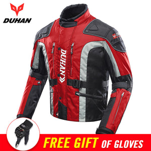 Autumn And Winter Cold-Proof Motorcycle Moto Jacket