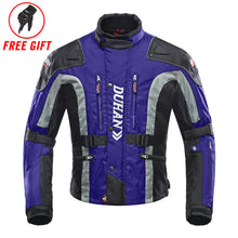 Load image into Gallery viewer, Autumn And Winter Cold-Proof Motorcycle Moto Jacket