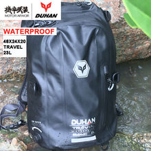 Load image into Gallery viewer, DUHAN Waterproof Authentic Motorcycle Backpack