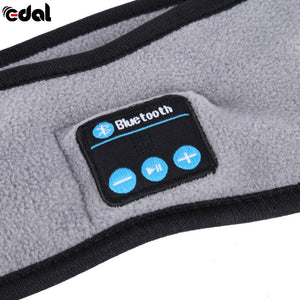 Winter Wireless Bluetooth Sport Headband