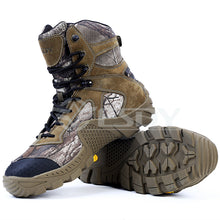 Load image into Gallery viewer, Men's Tactical Desert Camouflage Boots