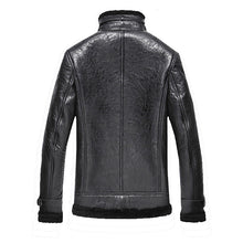 Load image into Gallery viewer, Men's Leather Jacket-Casual Slim  Coat for men
