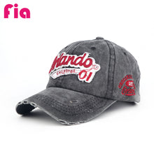 Load image into Gallery viewer, Unisex Spring Cotton Multi-Color Baseball Cap