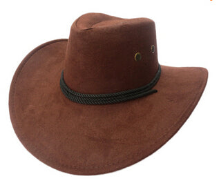 Western Cowboy Hats -Unisex Caps for  Outdoors- Performance Hat