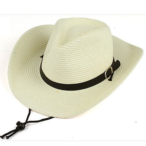 Straw beach sun hat