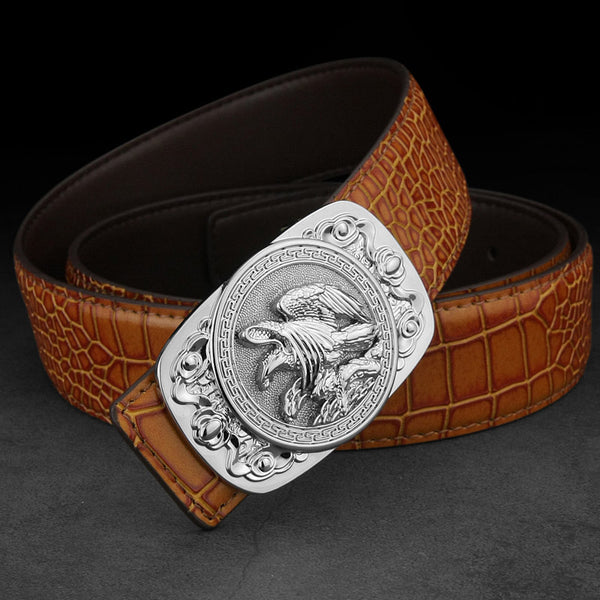 brown-silvery-buckle