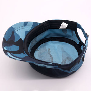 FIBONACCI Classic All Season Adjustable Camo Cadet Hat