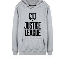 Load image into Gallery viewer, Casual Hooded Justice League Pullover