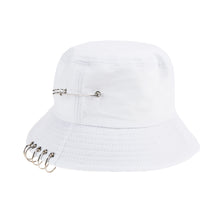 Load image into Gallery viewer, JOCESTYLE Solid Color Multi-Ring Bucket Hat