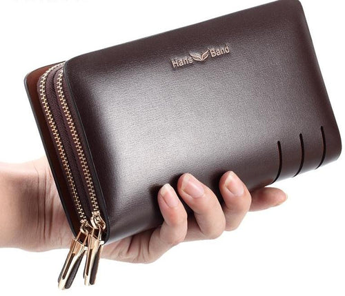 Men's Leather organizer Wallet*