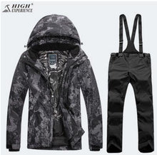 Load image into Gallery viewer, Mens Super Warm Breathable Waterproof Ski/Hunting Suit* (M-2XL)