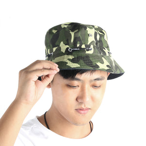 GOOTRADES Quality Summer Camo Print Bucket Hat