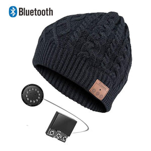 Wireless Bluetooth Music Hat Headphone Headset- W/Microphone- Sports Cap Stereo Speaker