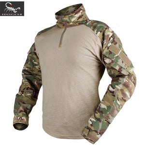 Mens Combat Gen 3 Military/Hunting Camo Pullover