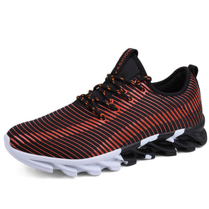 New Mens Joomra Brand Breathable Shockproof Running Shoes