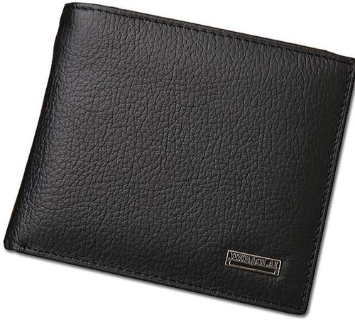 Leather Bifold Men Wallet