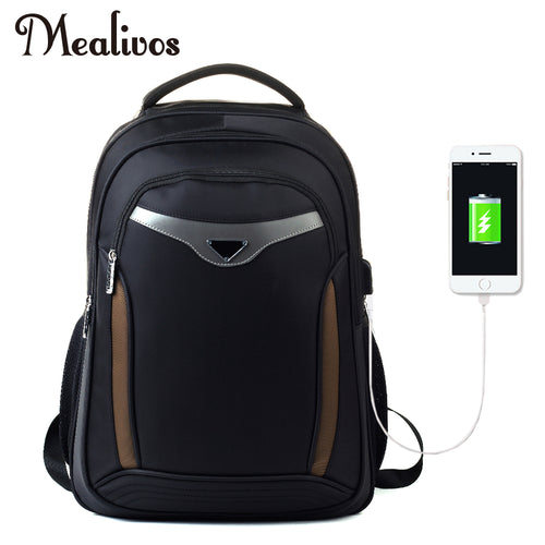 Water Resistant Anti-Theft Light Weight Laptop Backpack