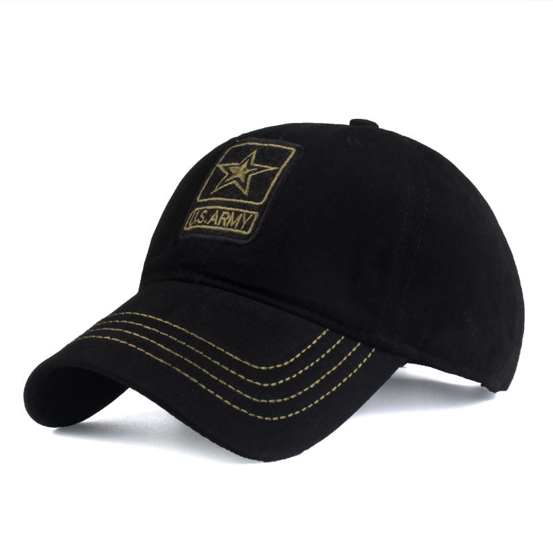 BRAND NEW ADJUSTABLE U.S. ARMY EMBROIDERED BASEBALL CAP