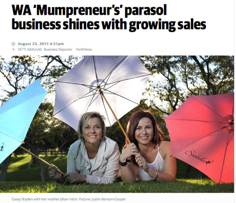 Mumpreneur's business shines with growing sales
