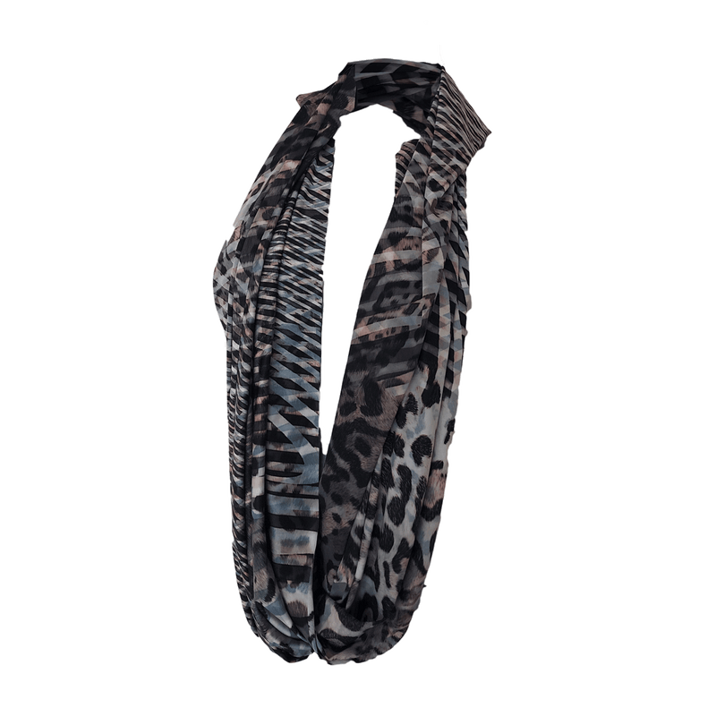 SunStyle Wrap UPF50+ - Animal Print Mix