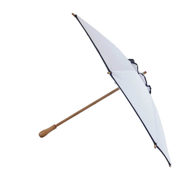 Sunbella Sun Parasol Short handle Cosmopolitan Sun Parasol - Black on White