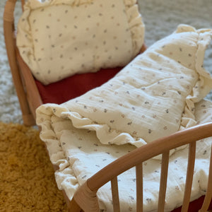 Neutral beri - Baby Doll Bedding Set