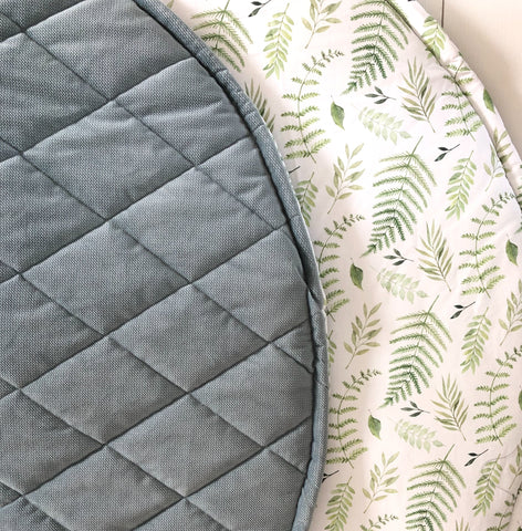 Botanical - baby play mat