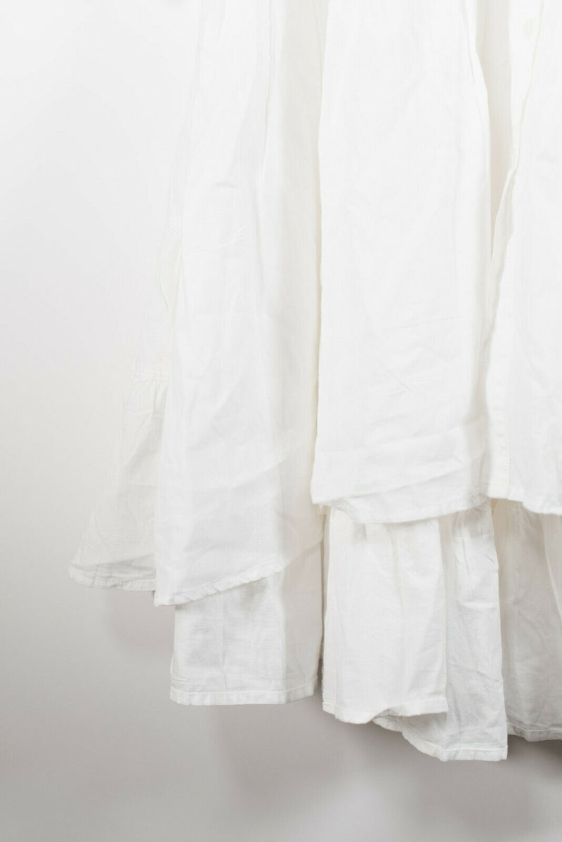 Free People Small White Oversize Dress NWT