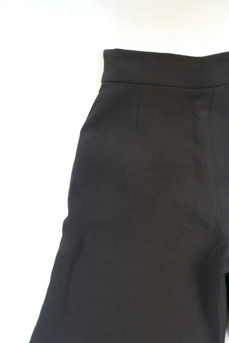 Aritzia Wilfred Halley Size 00 XXS Chalet Grey Wide Leg High Waisted Pants NWT
