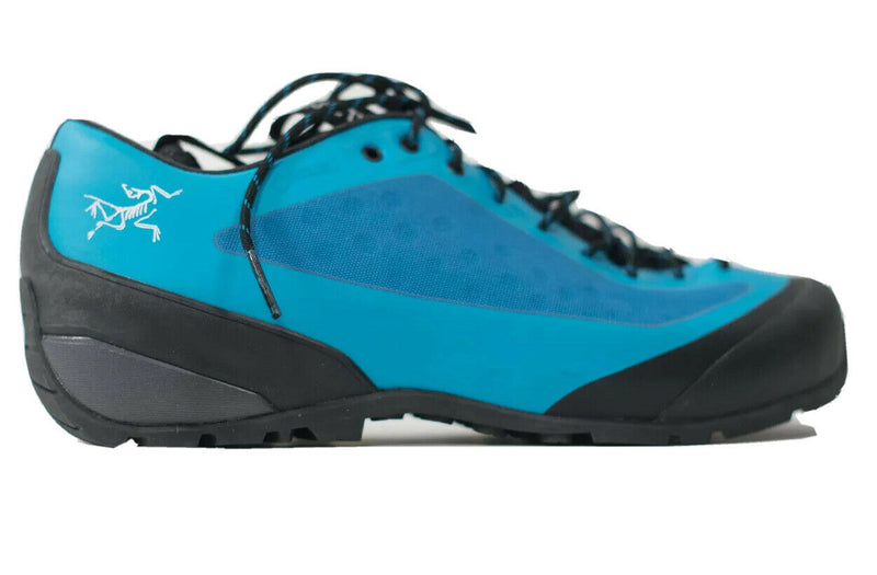 Arc'teryx Womens Size 8.5 Blue Acrux FL GTX Shoes Hiking Shoes Sneakers NWOT