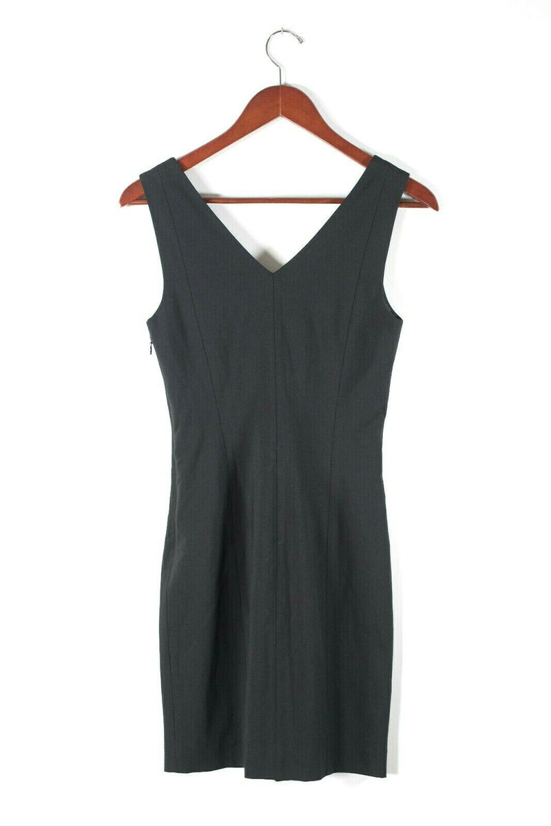 Theory Size 4 Small Black Huey Dress