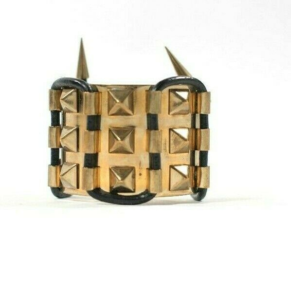 Fallon Gold Labyrinth Maze Cuff