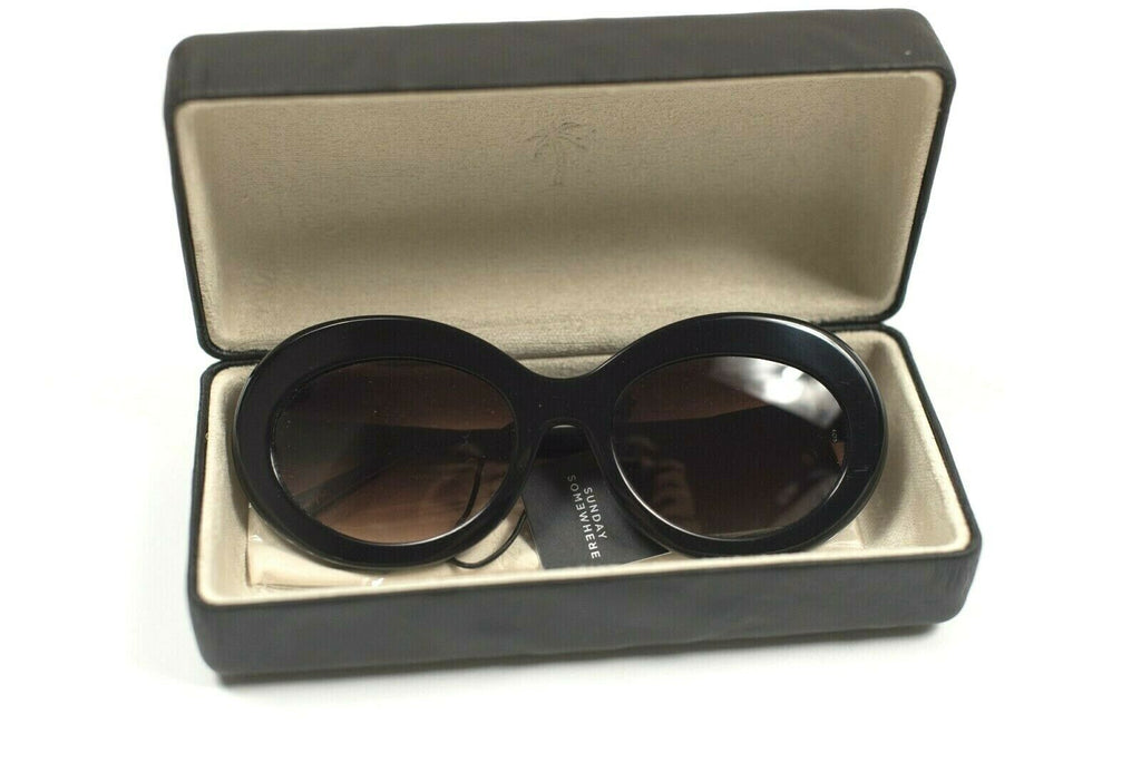 Sunday Somewhere Kurt Oval Sunglasses