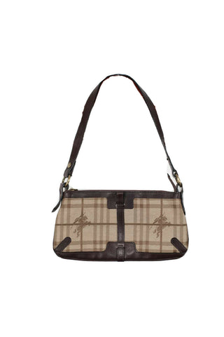Louis Vuitton PM Brown Alma Handbag