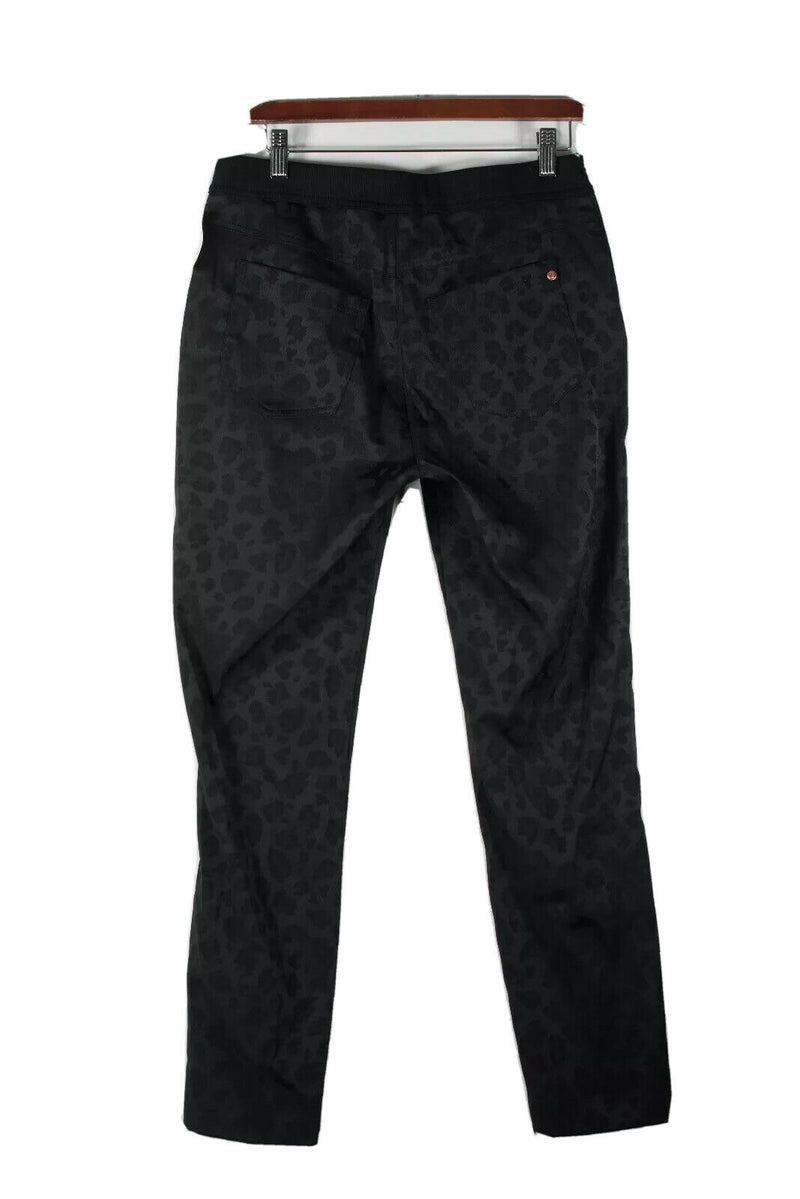 Relaxed by Toni Womens Size 38 Small Black Pants