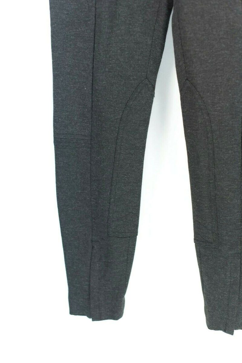 3.1 Phillip Lim Womens Size 4 Grey Pants Straight Leg Trousers High Waist Skinny