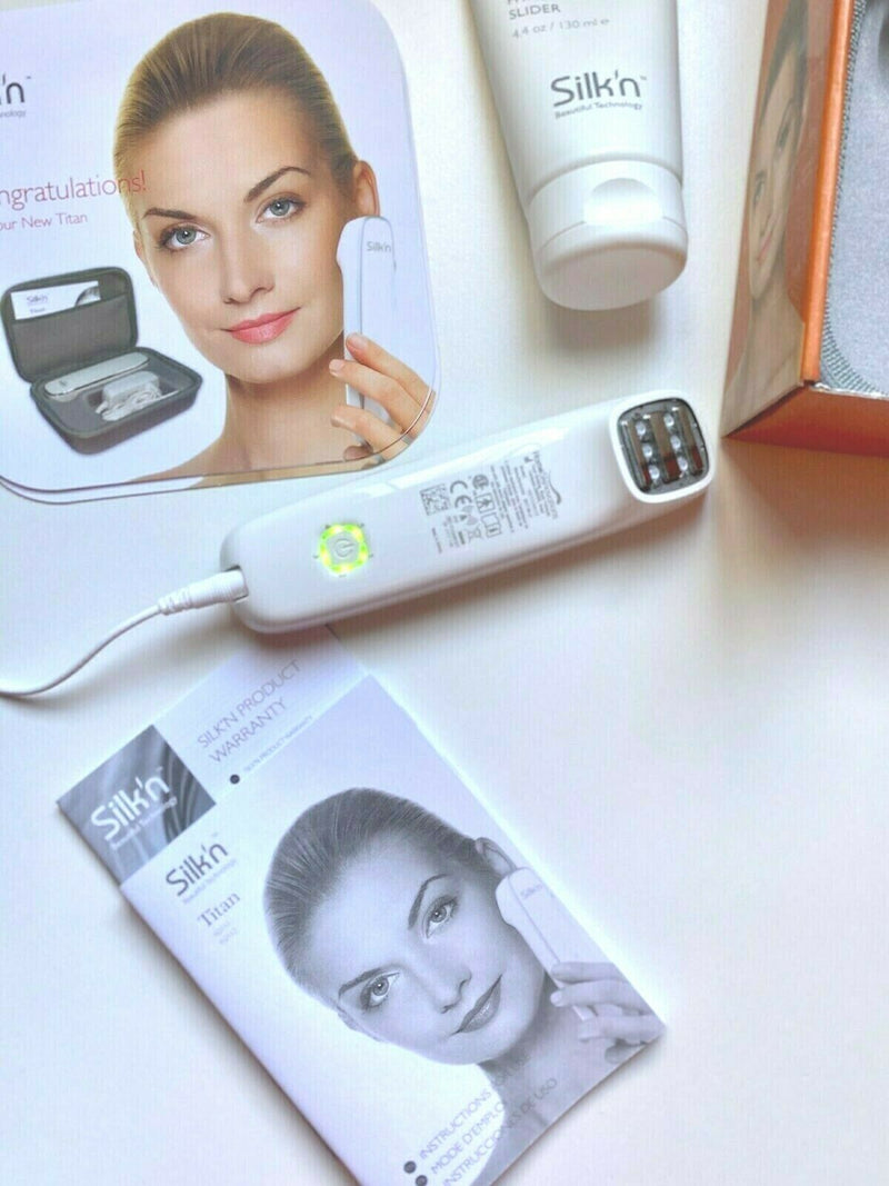 Silk'n Beautiful Technology Titan Skin Tightening & Lifting CER Technology Mask