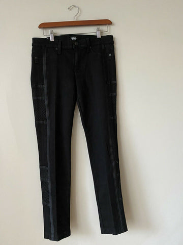 Just Cavalli Womens Size 27 Blue Skinny Jeans