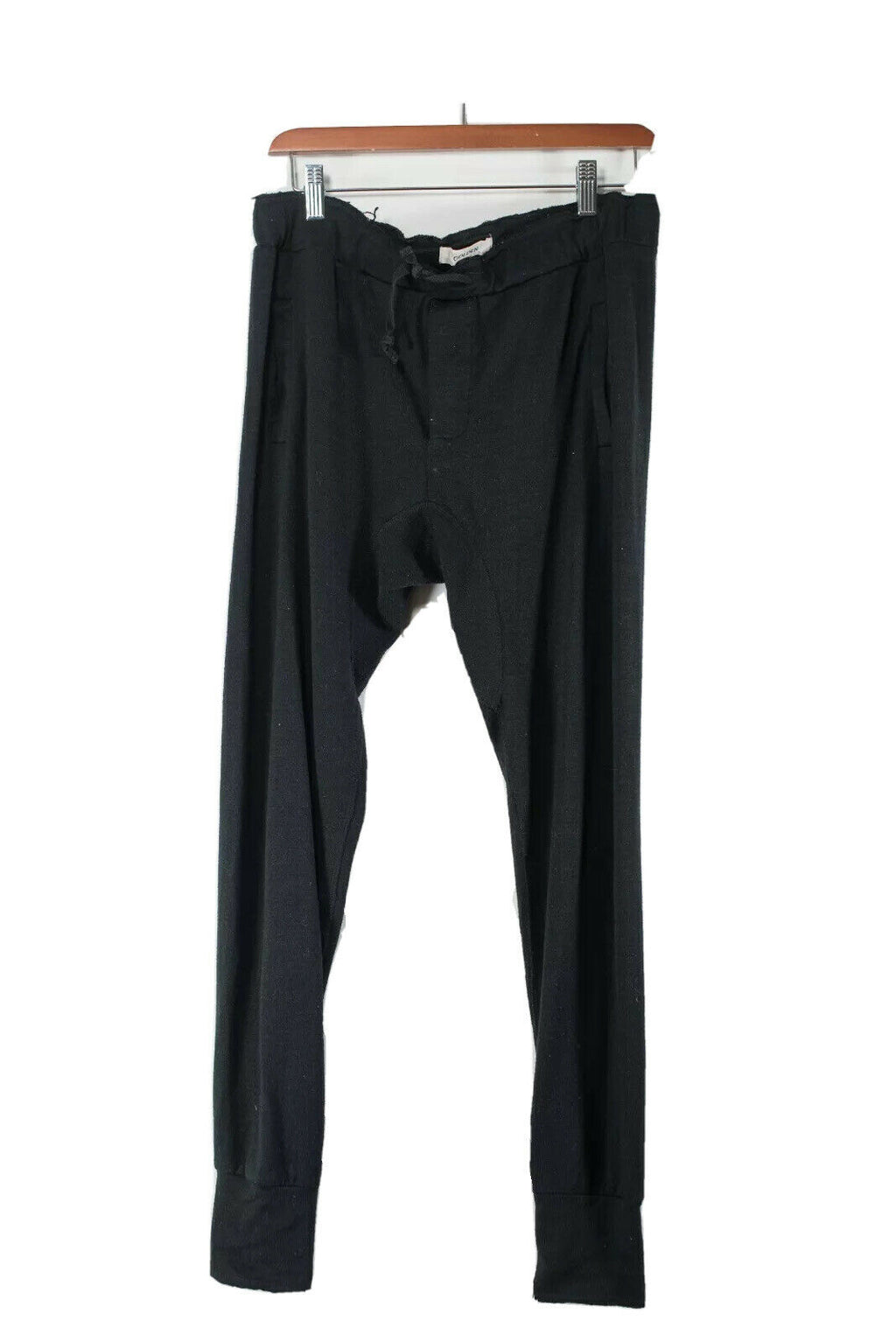 Aritzia Tna Golden Womens Small Black Jogger Sweatpants