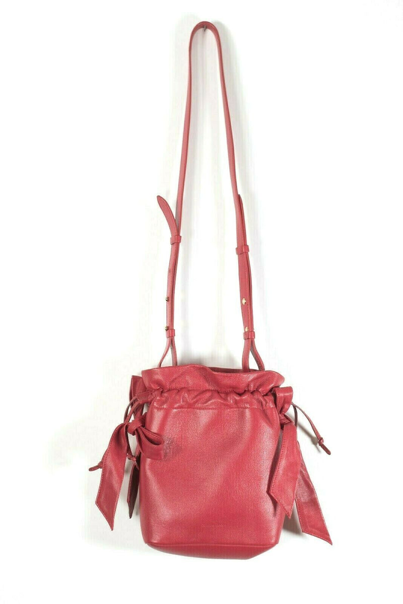 Simone Rocha Red Bucket Bag