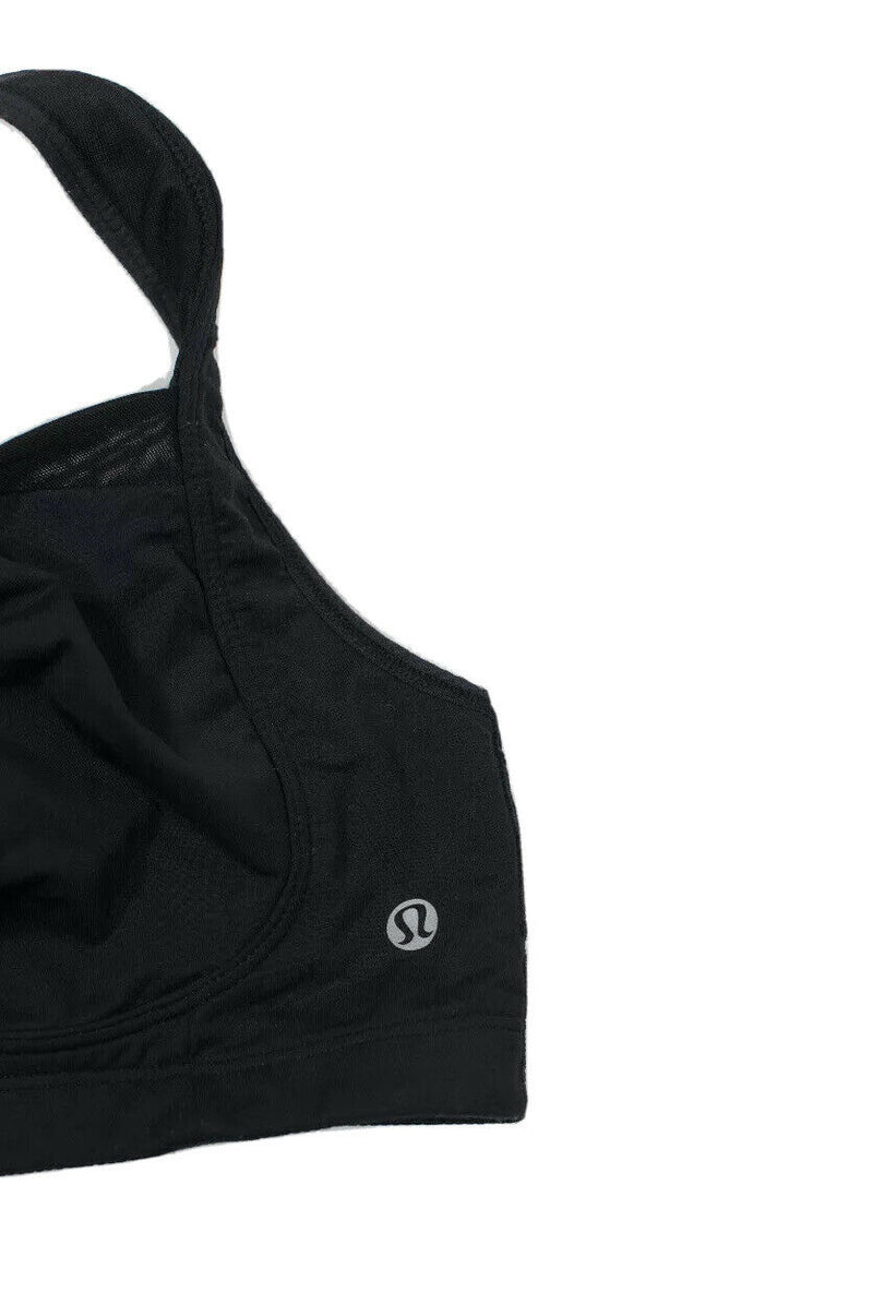 Lululemon Size 36DD Black Sports Bra